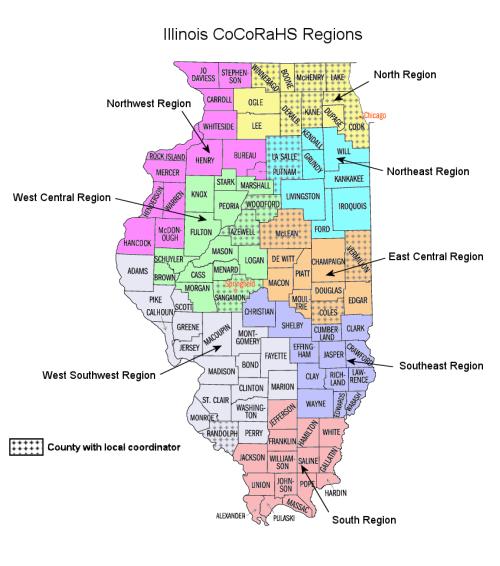 IL Regions